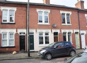 Thumbnail 2 bed terraced house to rent in Cranmer Street, Off Narborough Road, Leicester