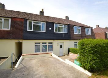 Thumbnail 3 bed semi-detached house for sale in Warwick Avenue, Crownhill, Plymouth