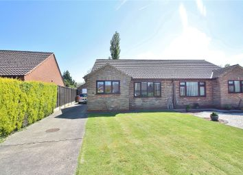 Thumbnail 2 bed bungalow for sale in Hawthorn Close, Wootton, North Lincolnshire