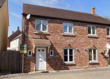Thumbnail 3 bedroom semi-detached house for sale in Twineham Road, Blunsdon, Swindon