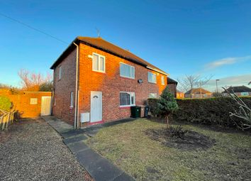 Thumbnail 3 bed semi-detached house to rent in Hartside Crescent, Backworth, Newcastle Upon Tyne