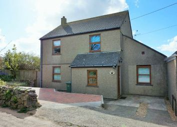 Thumbnail 4 bed detached house for sale in Primrose Hill, Penzance