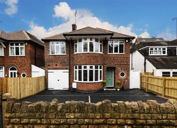 Thumbnail 4 bedroom detached house for sale in Hamilton Drive, Nottingham