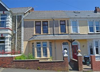 Thumbnail 3 bed terraced house for sale in King Edward Road, Brynmawr, Ebbw Vale, Blaenau Gwent