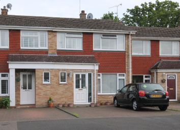 Thumbnail 3 bed terraced house for sale in Severn Road, Farnborough