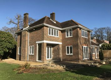 Thumbnail 4 bedroom detached house to rent in West End Road, West End, Southampton