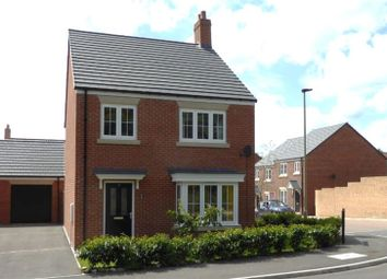 Thumbnail 4 bed detached house for sale in Bramble Way, Scalby, Scarborough