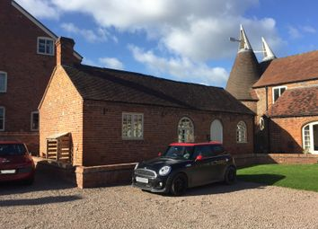 Thumbnail 1 bedroom barn conversion to rent in Brook Farm Court, Ledbury, Herefordshire