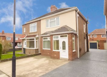 Thumbnail 2 bed semi-detached house for sale in St. Cuthberts Road, Holystone, Newcastle Upon Tyne