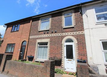 Thumbnail 3 bed terraced house for sale in St. Denys Road, Southampton