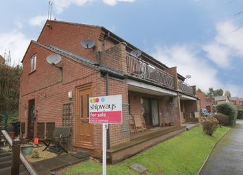 Thumbnail 2 bed flat for sale in Beaulieu Close, Kidderminster