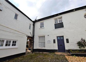Thumbnail 1 bedroom flat to rent in Dartmoor Railway Mews, Station Road, Crediton, Devon