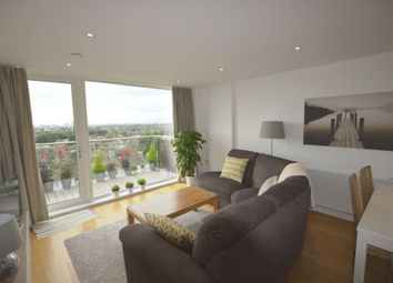 Thumbnail 2 bed flat to rent in East Central Apartments, Station Approach, Walthamstow