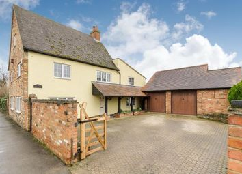 Thumbnail 5 bed detached house for sale in Great North Road, Wyboston, Bedford, Bedfordshire