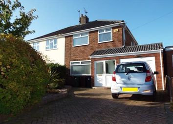 Thumbnail 3 bed semi-detached house for sale in Lonsdale Road, Formby, Liverpool, Merseyside