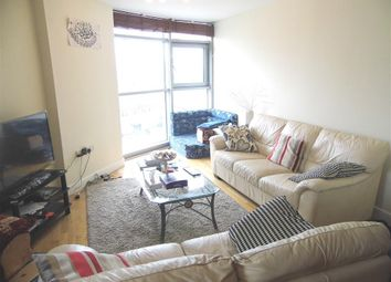 Thumbnail 2 bedroom flat to rent in Altolusso, Bute Terrace, Cardiff