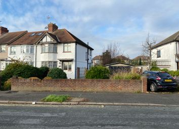 Thumbnail 3 bed end terrace house for sale in Henley Avenue, Cheam