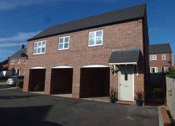 Thumbnail 2 bedroom town house for sale in Spitfire Road, Castle Donington, Derby