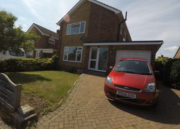 Thumbnail 3 bed detached house to rent in Arnstones Close, Colchester