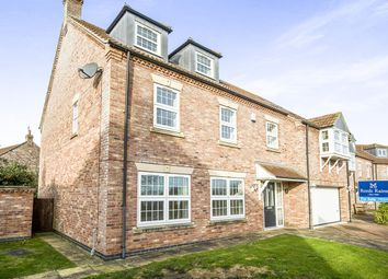 Thumbnail 7 bed detached house for sale in Towgarth Walk, Eastrington, Goole