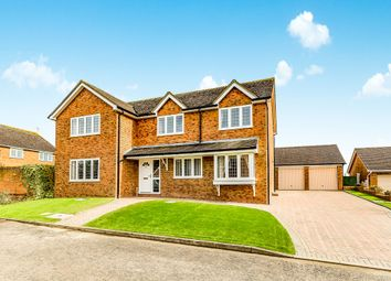 Thumbnail 5 bedroom detached house for sale in Spencer Gardens, Charndon, Bicester