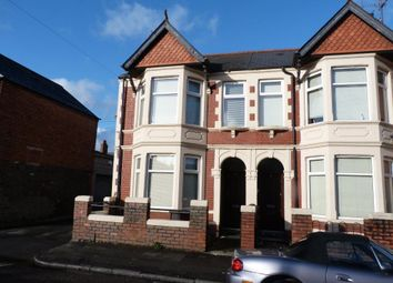 Thumbnail 2 bed flat to rent in Soberton Ave, Heath, 2 Beds Gf Flat