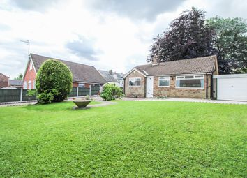 Thumbnail 2 bed detached bungalow for sale in Lancaster Road, Newbold, Chesterfield