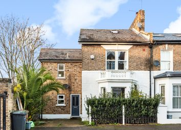 Thumbnail 3 bed end terrace house for sale in Harvard Road, London