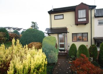 Thumbnail 3 bed end terrace house to rent in Collins Road, Exeter