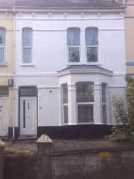 Thumbnail 6 bed shared accommodation to rent in Alexandra Road, Plymouth, Plymouth