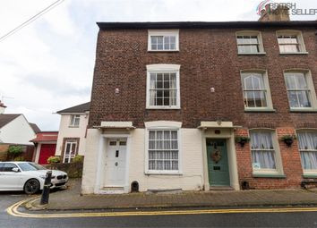 3 bed terraced house for sale in St Margarets Street, Rochester, Kent ME1