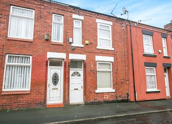 Thumbnail 3 bed detached house for sale in Godwin Street, Abbey Hey, Manchester
