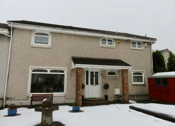 Thumbnail 4 bed semi-detached bungalow for sale in Staffa Drive, Airdrie