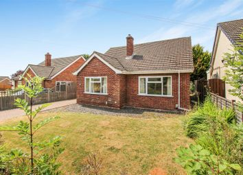 Thumbnail 3 bed detached bungalow for sale in Goldfinch Close, Hartford, Huntingdon