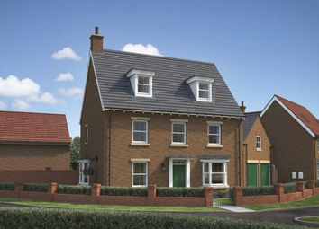 "Thumbnail 5 bed detached house for sale in ""Emerson"" at Ellerbeck Avenue, Nunthorpe, Middlesbrough"