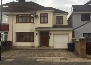 Thumbnail 4 bed semi-detached house for sale in Melbury Avenue, Southall