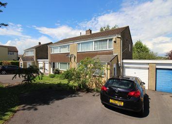 Thumbnail 3 bed semi-detached house for sale in Sibland Way, Thornbury, Bristol