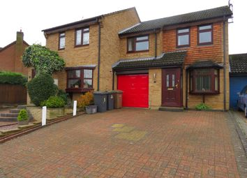 Thumbnail 3 bed semi-detached house for sale in Reeds Dale, Luton