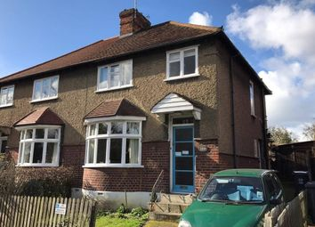 Thumbnail 3 bed semi-detached house for sale in Rye Street, Bishop's Stortford