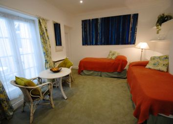 Thumbnail Studio to rent in Leinster Terrace, London