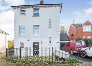 Thumbnail 3 bed detached house for sale in Crediton, Exeter, Devon