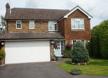 Thumbnail 4 bed detached house for sale in Barn Close, Banstead