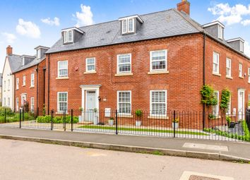 Thumbnail 5 bed terraced house for sale in Valerian Way, Stotfold, Hitchin