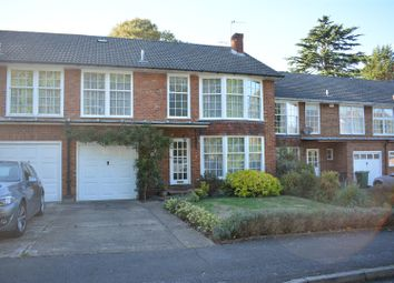 Thumbnail 4 bed terraced house for sale in Highridge Close, Epsom