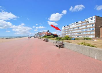 Thumbnail 3 bed flat for sale in South Road, Hythe
