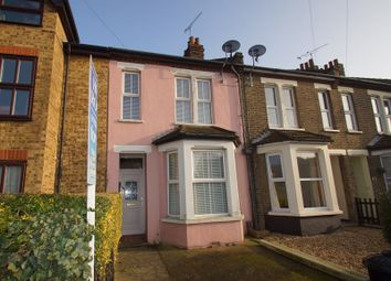 Thumbnail 3 bedroom terraced house for sale in High Street, Shoeburyness, Southend-On-Sea