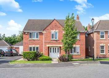 Thumbnail 4 bed detached house for sale in Lanark Gardens, Widnes, Cheshire