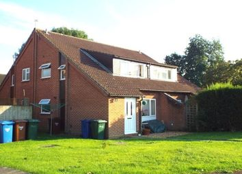 Thumbnail 1 bed end terrace house to rent in Hambleside, Bicester