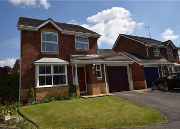 Thumbnail 3 bedroom detached house for sale in Withy Close, Tilehurst, Reading, Berkshire