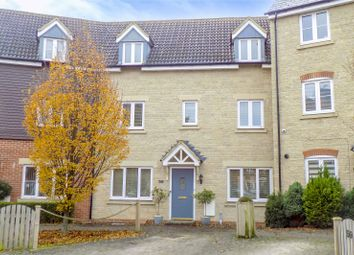 Thumbnail 4 bed terraced house for sale in Casterbridge Road, Swindon